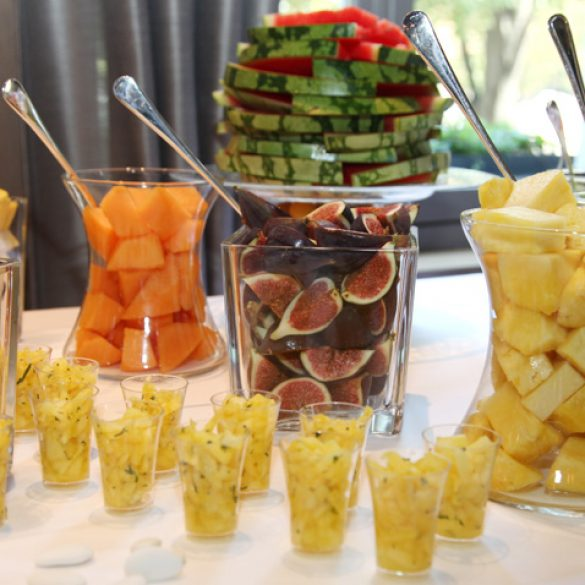 Buffet fruit